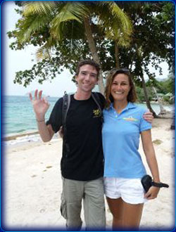 """Hello, my name is Yoan and I just finished my IDC in Koh Tao with Sunshine Divers. Thanks to Natalie Hunt, I am a happy and proud instructor because she was very helpfull with everything, during the course and before the course helping in everything I needed for the Instructor Course. It was a successfull course and I enjoyed it because the staff was professional and the organisation was perfect. I was scared about the english because it's not my mother language, but I had some french and spanish support with the staff instructor and I could choose the language of the exam.  Thanks Sunshine and Natalie! I really recommend!"""