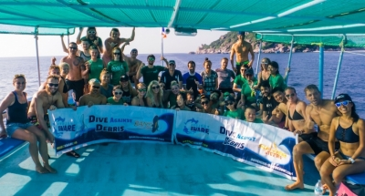 Koh Tao Community 22nd April 2017 Earth Day Event
